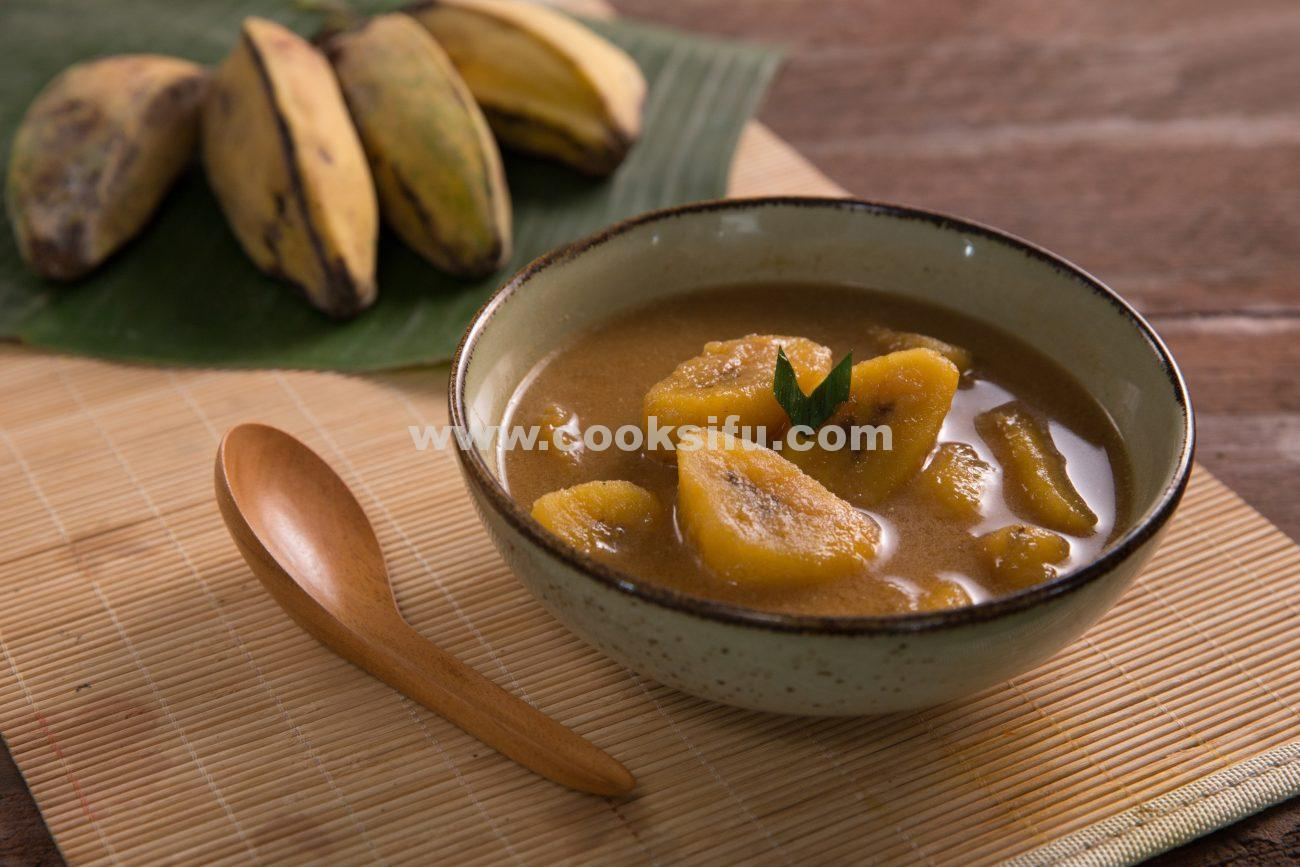 Banana Kolak (Compote)
