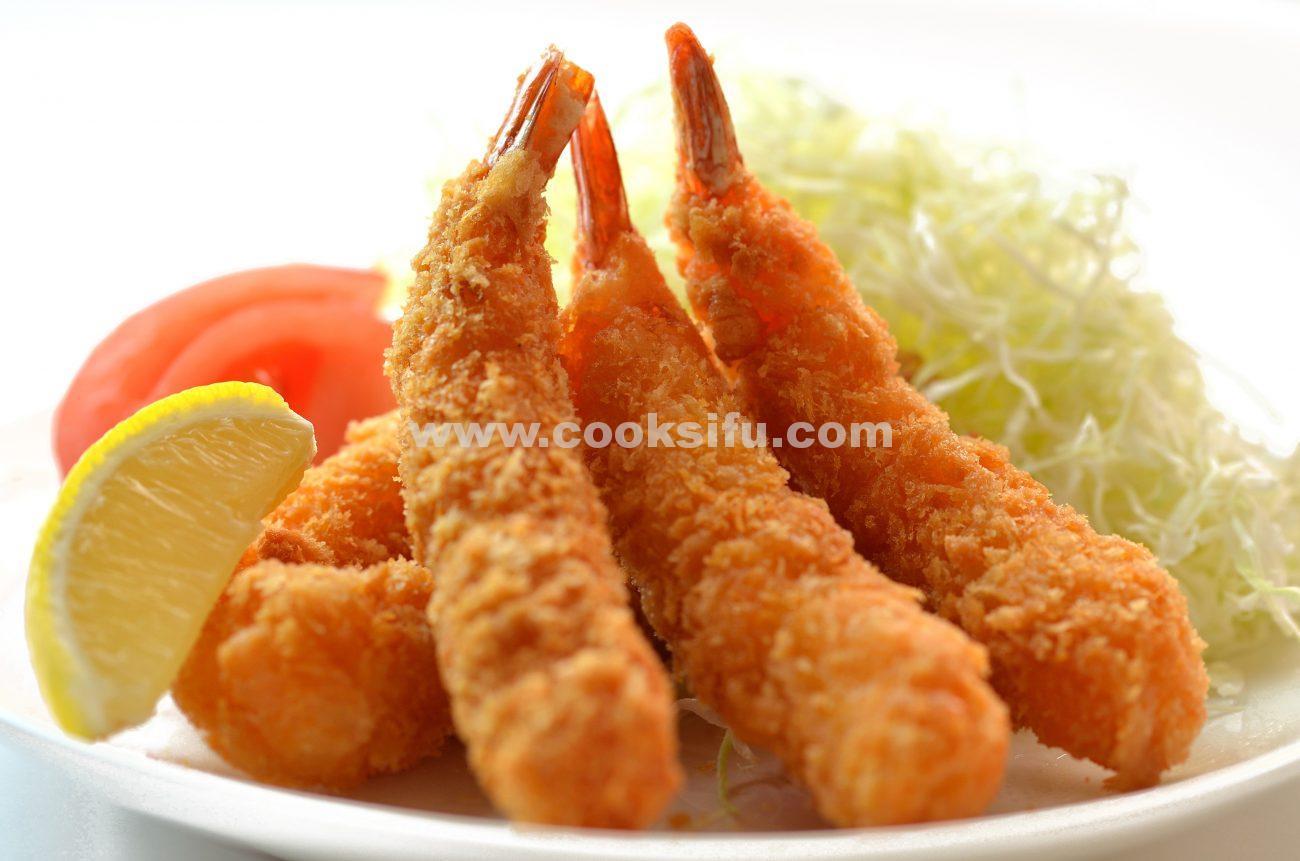 Breaded Shrimp (Ebi Fry)