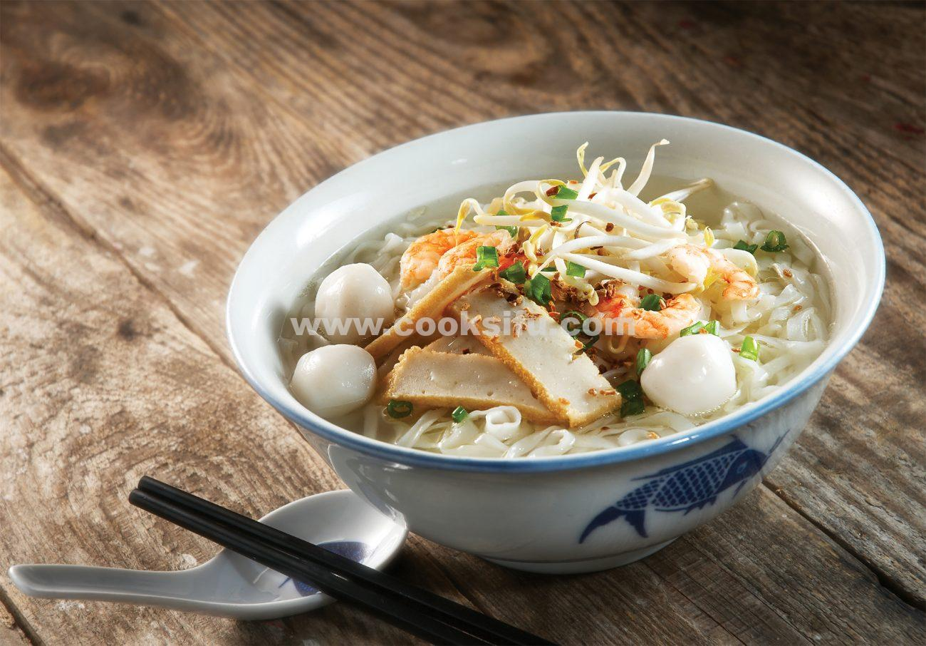 Fish Ball And Fish Cake Noodle Soup Cooksifu Place No 1 To Store Your Recipe