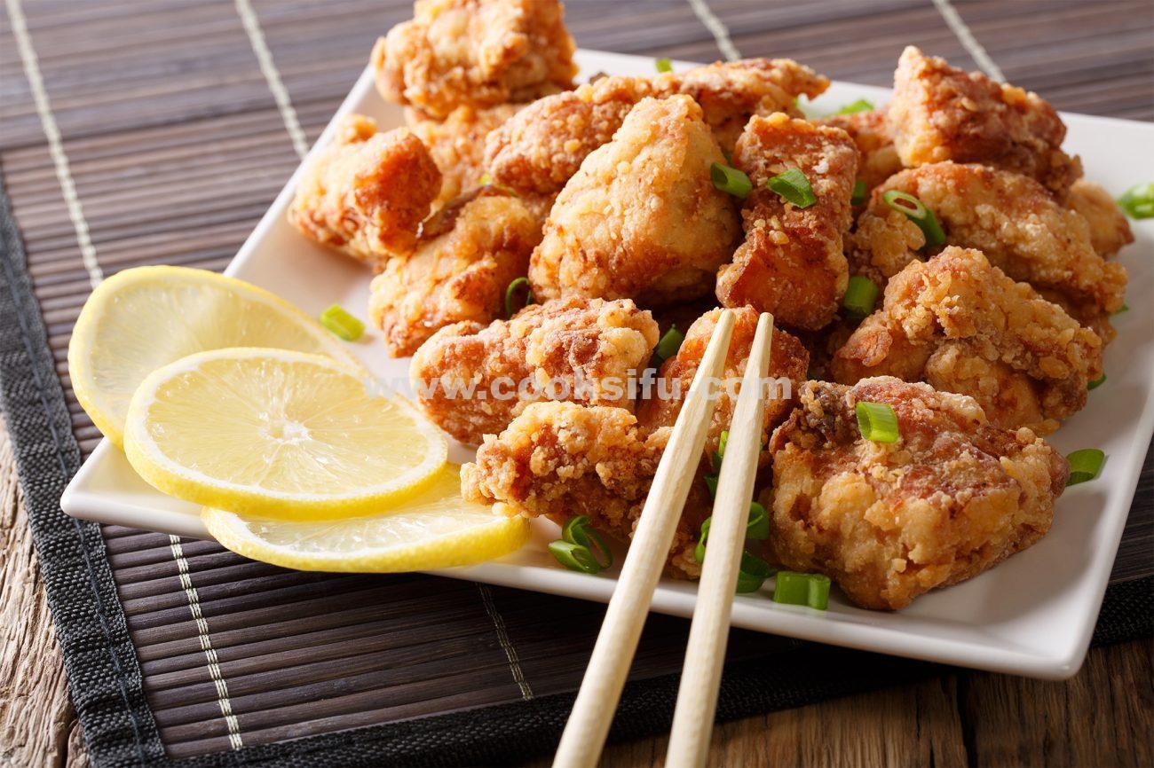 Chicken Karaage (Japanese Fried Chicken)