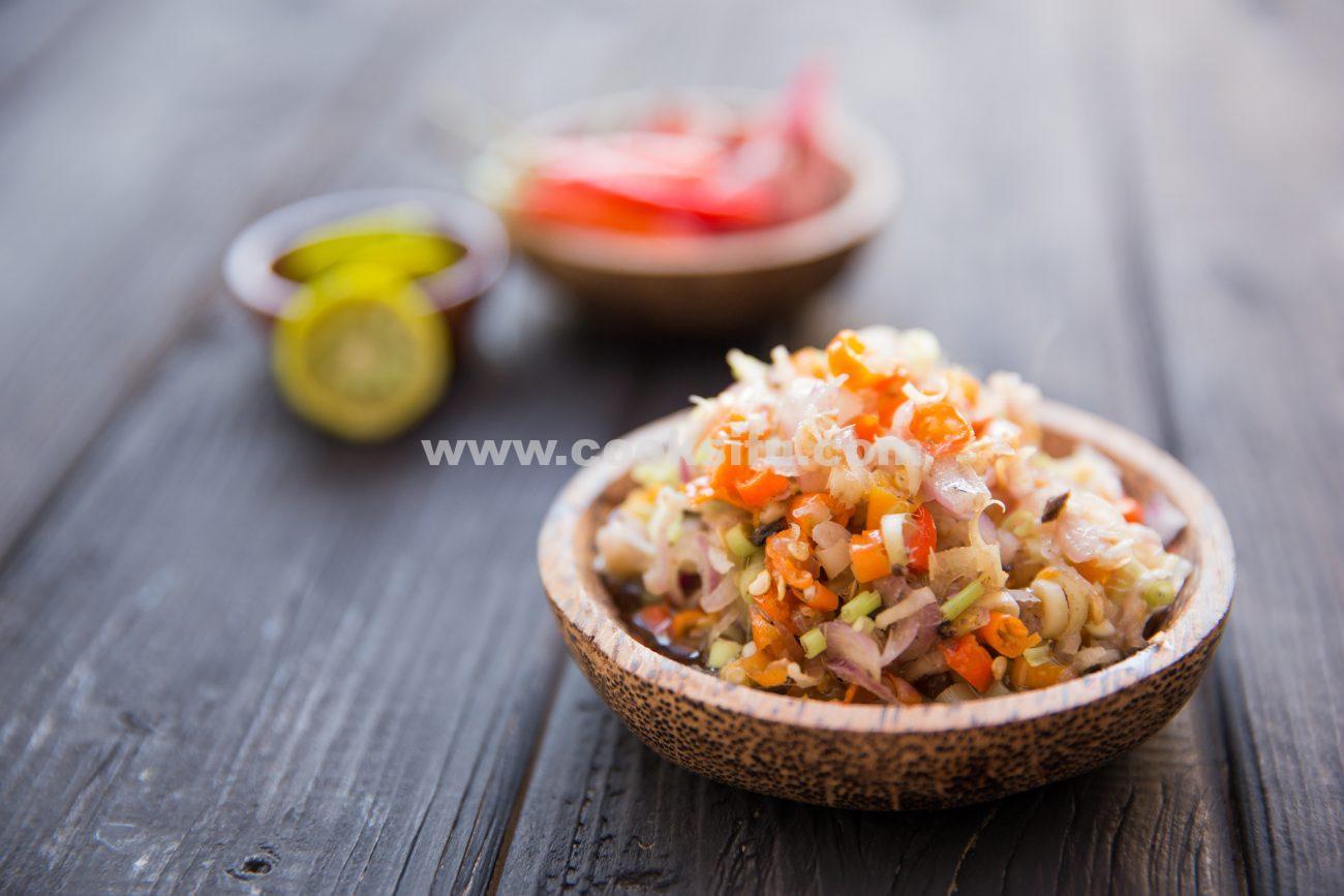 Traditional Balinese Raw Chili – Sambal Matah Recipe