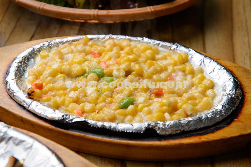 Korean Corn Cheese Recipe