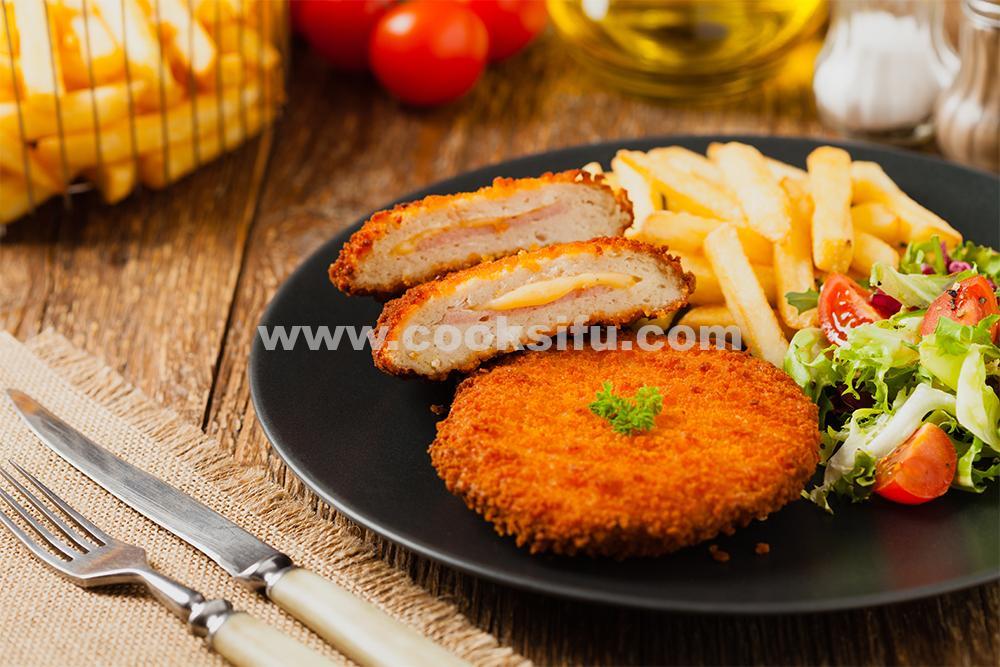 Chicken Cordon Blue – Cheesy and Crispy Homemade Recipe