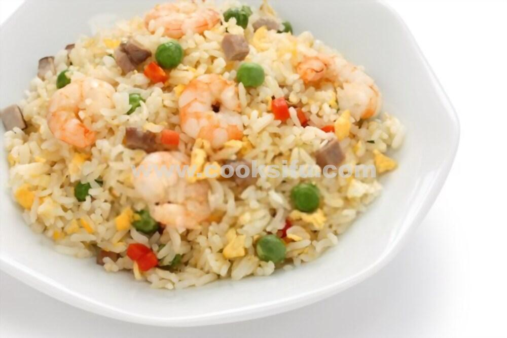 Yang Chow Fried Rice – The Authentic Chinese Fried Rice Recipe